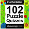 Puzzlebook: 102 Puzzle Quizzes by The Grabarchuk Family